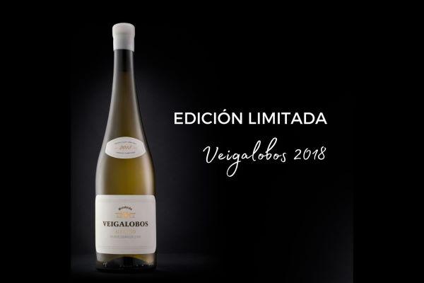 Bodegas Granbazán lanza al mercado el vino Albariño Veigalobos 2018 Edición Limitada