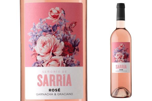 Oro para Señorío de Sarría Rosé 2020 en el Berliner Wein Trophy de Alemania
