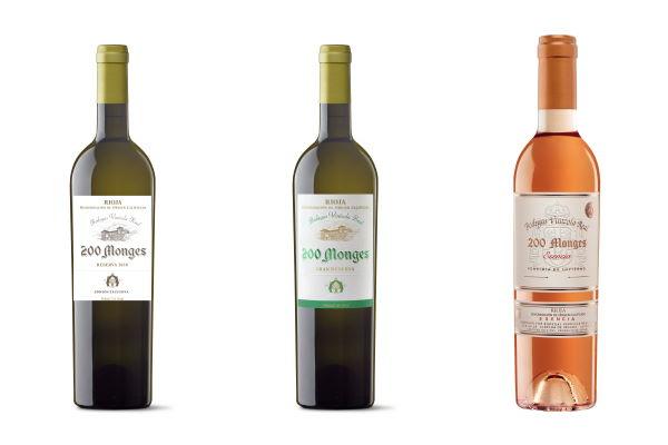Vinícola Real presenta 200 Monges Blanco, una nueva gama de vinos blancos con alma de tintos